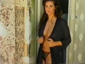 Manuela arcuri 2001 calendar backstage - 3 part 6