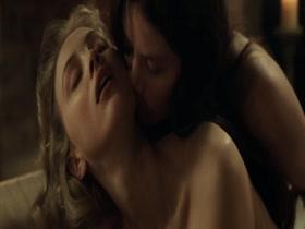 Malin Buska & Sarah Gadon - Lesbian Sex in The Girl King