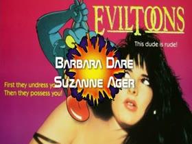 Barbara Dare Suzanne Ager Evil Toons
