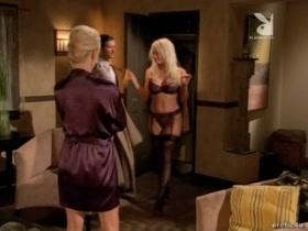 Barbara Moore Christi Shake Playboy Hot Lips Hot Legs(2003)
