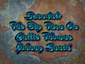 Callie Thomas 1 Scandal