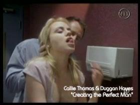 Callie Thomas Creating  Perfect Man