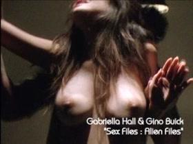 Gabriella Hall Alien Files