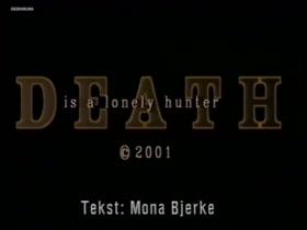 Hanne Rekkedal Morgan Kane Doeden Er En Ensom Jeger (NO2001) VHS