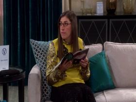 Kaley Cuoco The Big Bang Theory s08e05 (2014) HD 1080p