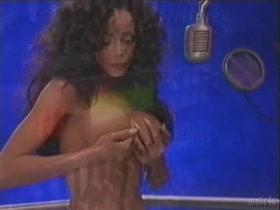 Hot naked big breasted girl