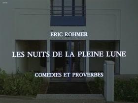 Pascale Ogier Les nuits de la pleine lune (FR1984) 1080p