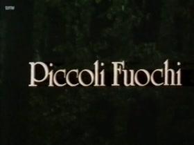 Valeria Golino Piccoli fuochi (IT1985) VHS LQ