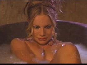 xenia seeburg lexx uncensored bath scene