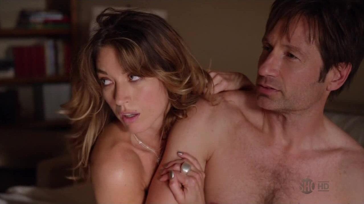 Naked natalie zea in californication ancensored