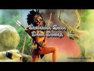 Dawn Dunlap - Barbarian Queen (1985) 2