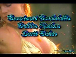 Debbie Rochon - Broadcast Bombshells (1995)