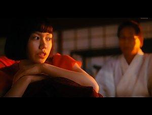 Kimiko Ikegami  nackt