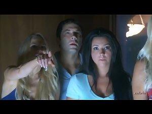 Jasmine Leo - Scared Topless (2013)