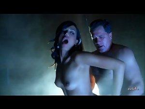 Jasmine Leo in Scared Topless (2013)