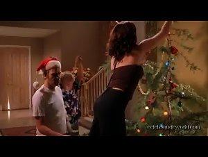 Naked Lauren Graham In Bad Santa Ancensored