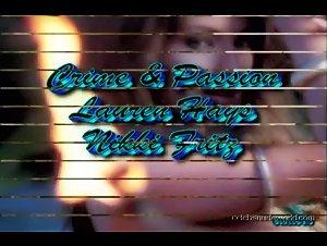 Lauren Hays , Nikki Fritz - Crime and Passion (1999) 4