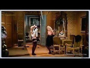Nathalie Delon , Sybil Danning - Bluebeard (1972)