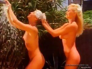 Deborah Driggs, Donna Spangler, Karen Foster in Playboy: Wet and Wild 2 (1990)