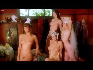 Elle MacPherson, Kate Fischer & Portia de Rossi in Sirens