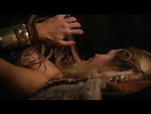 Ellen Hollman , Unknown Girls - Spartacus: War of the Damned (2010)