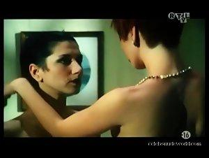 Myriam Nedellec  nackt