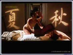 Vivian Wu - Pillow Book (1996) 8