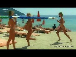 Alexandra Lorska , Olivia Dutron , Unknown Girls - Les branches a Saint-Tropez (1983)