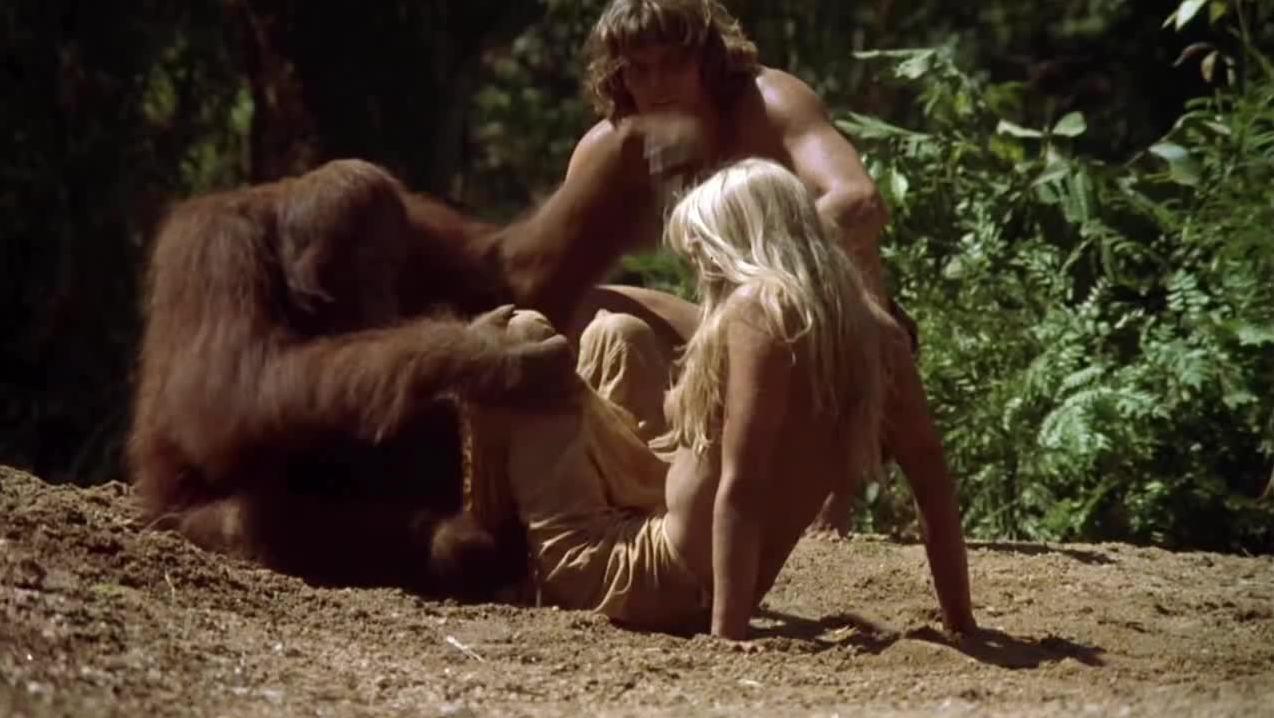 Free Ape Sex Videos bo derek - tarzan, the ape man (1981) sex scene