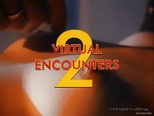 Brandy Davis - Virtual Encounters 2 (1998) 5