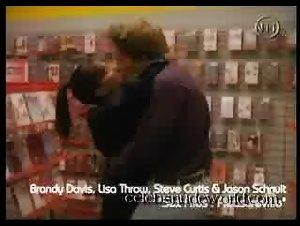 Brandy Davis , Lisa Throw - Sex Files: Pleasureville (2000) 2
