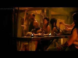 Delaney Tabron , Unknown Girls - Spartacus: Vengeance (2010)