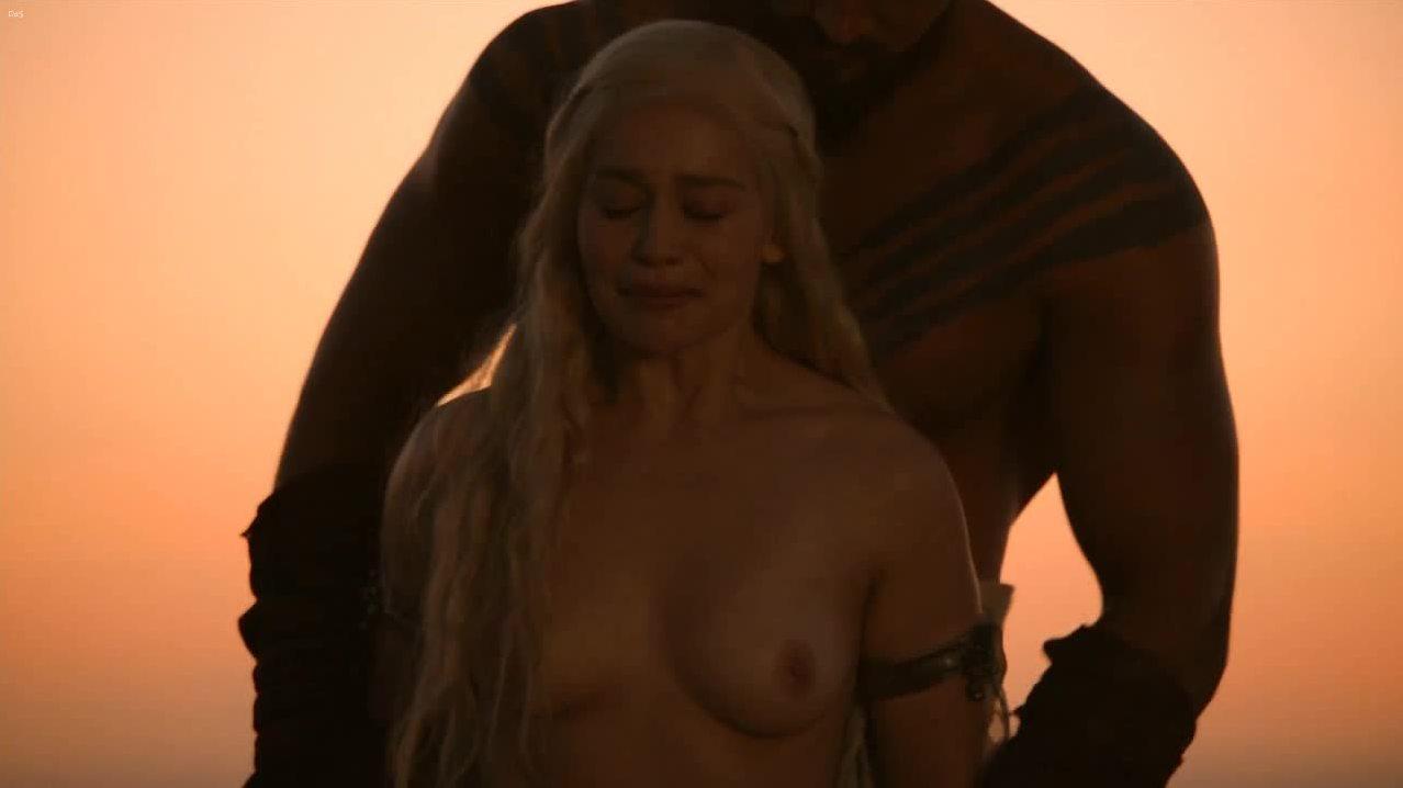 Watch Emilia clarke nude game of thrones 2011 s01 hd video