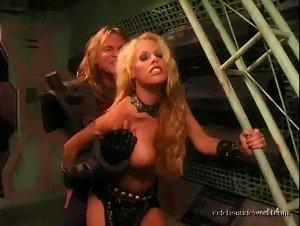 Nicole Sheridan in Super Ninja Doll (2007)