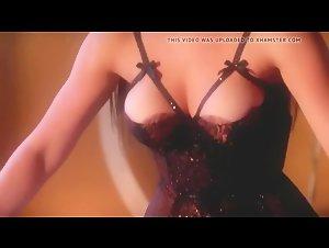 Jennifer Love Hewitt as a dominatrix