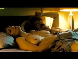 Maggie Gyllenhaal Sex Scene In The Deuce