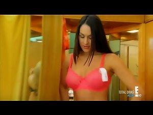 Nikki Bella & Natalya in Lingerie