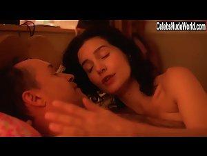 Agnes Delachair  nackt