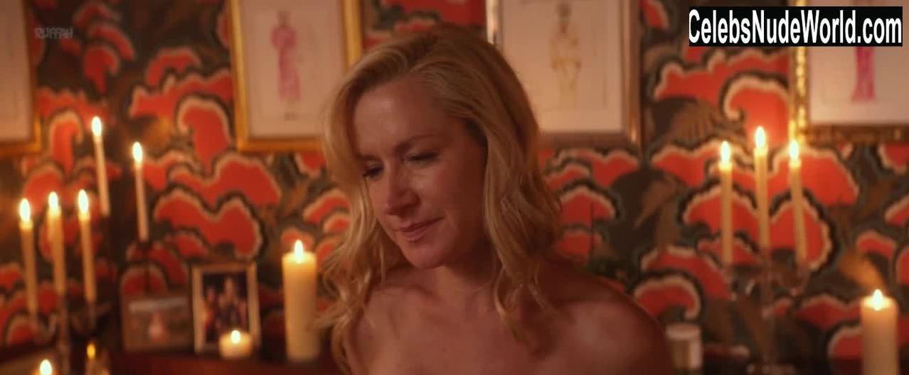 Angela Kinsey Nude Scene angela kinsey in half magic (2018) sex scene