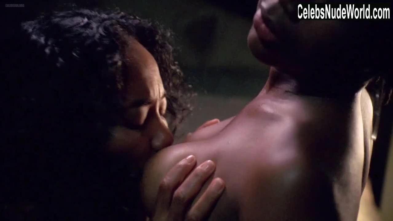 Angie Cepeda Scene melanie nicholls-king in the wire (series) (2002) scene 1