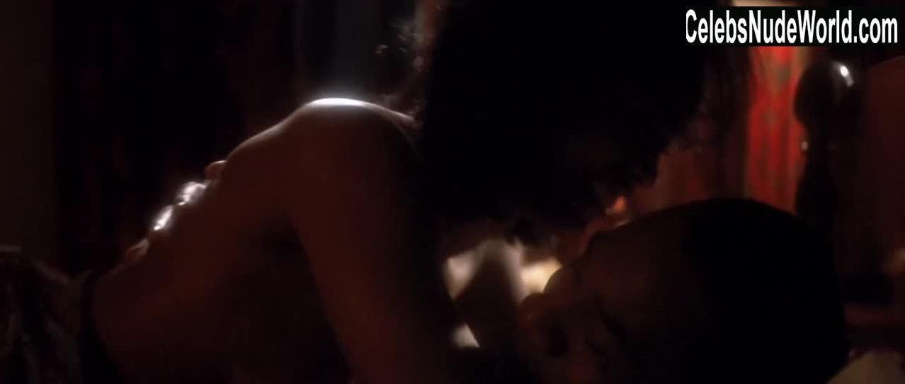 Angela Bassett Nude Pics angela bassett in city of hope (1991) sex scene