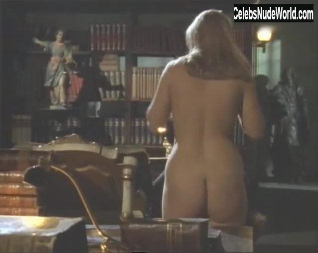 Anna Carlsson  nackt
